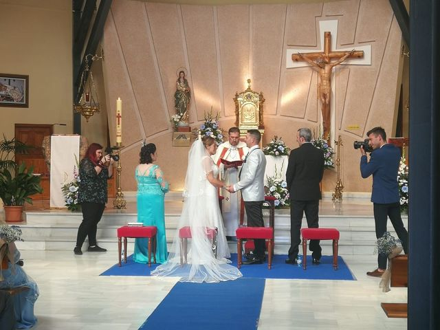 La boda de Antonio y Nerina en El Ejido, Almería 1