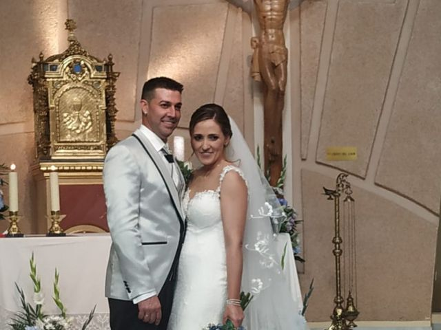 La boda de Nerina y Antonio