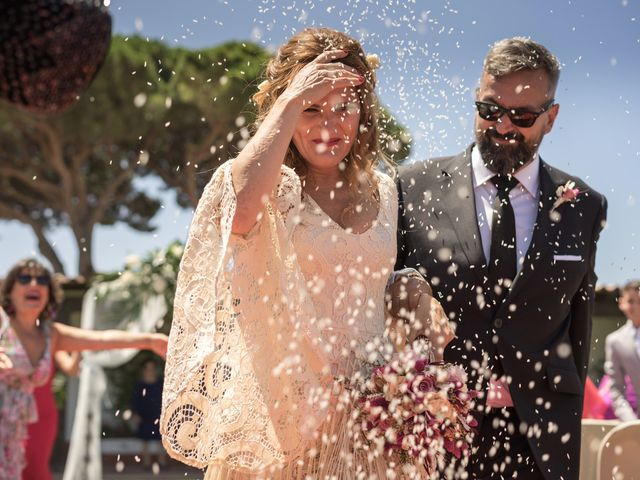 La boda de Isabel y Fran