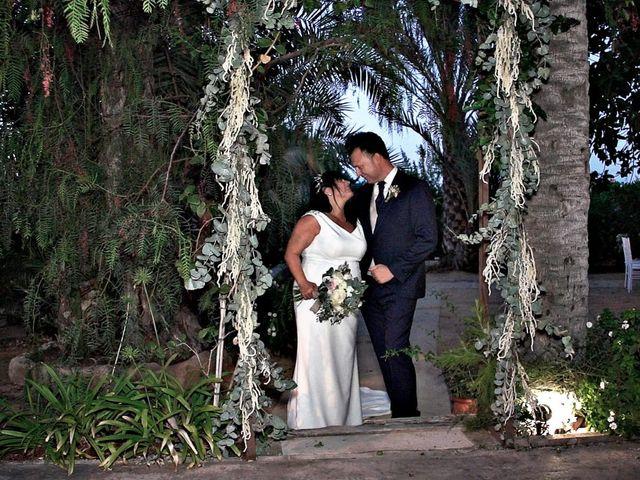 La boda de Jose Lorenzo y Bego en San Juan De Alicante, Alicante 2