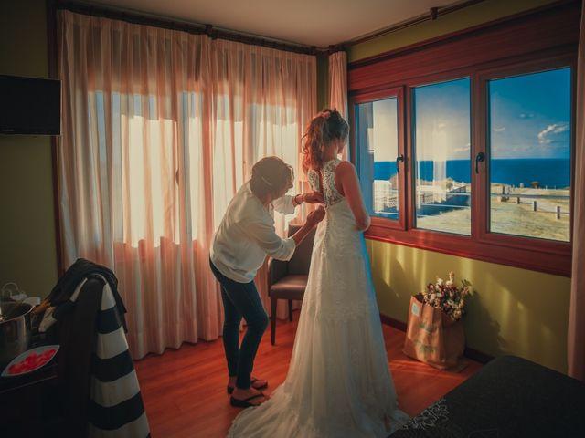 La boda de Pablo y María en Gijón, Asturias 1
