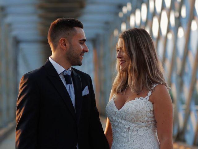 La boda de Ana y Isma