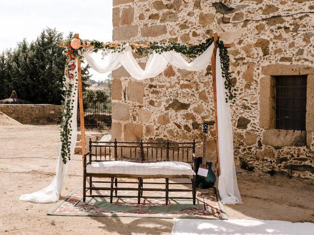 La boda de Rafa y Angela en Trujillo, Cáceres 2