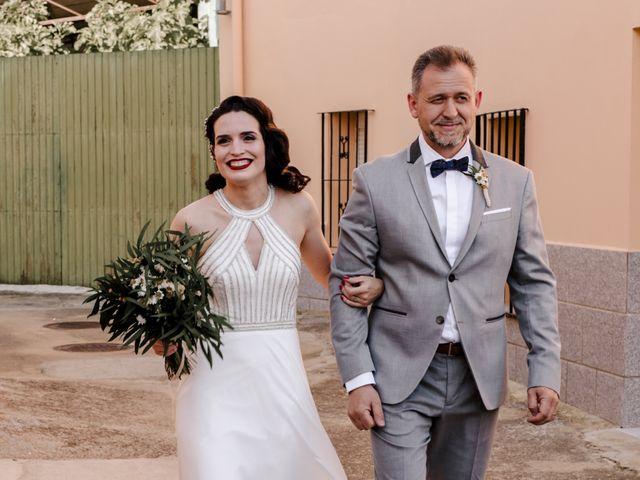 La boda de Rafa y Angela en Trujillo, Cáceres 18