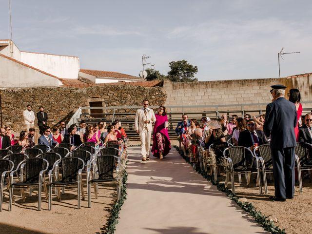 La boda de Rafa y Angela en Trujillo, Cáceres 19
