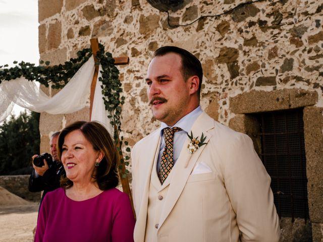 La boda de Rafa y Angela en Trujillo, Cáceres 21