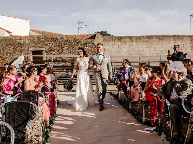 La boda de Rafa y Angela en Trujillo, Cáceres 22