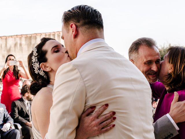 La boda de Rafa y Angela en Trujillo, Cáceres 23
