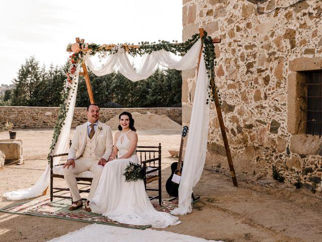 La boda de Rafa y Angela en Trujillo, Cáceres 24