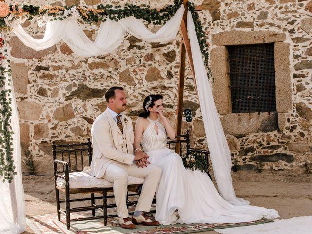 La boda de Rafa y Angela en Trujillo, Cáceres 25