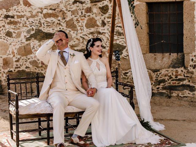 La boda de Rafa y Angela en Trujillo, Cáceres 26