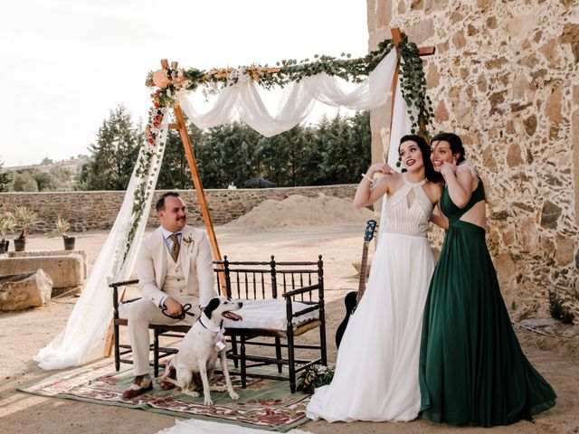 La boda de Rafa y Angela en Trujillo, Cáceres 28