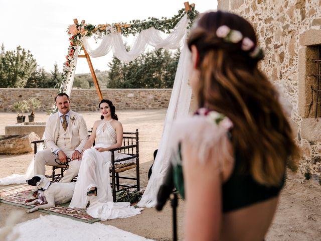 La boda de Rafa y Angela en Trujillo, Cáceres 29