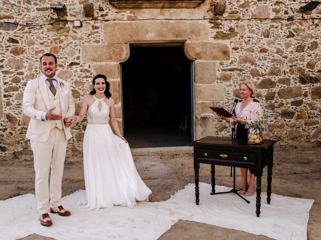 La boda de Rafa y Angela en Trujillo, Cáceres 30