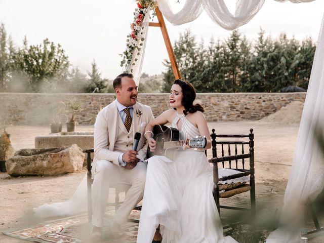 La boda de Rafa y Angela en Trujillo, Cáceres 32