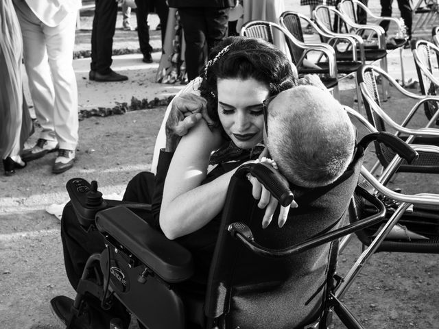 La boda de Rafa y Angela en Trujillo, Cáceres 33
