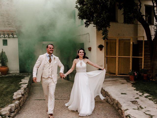 La boda de Angela y Rafa