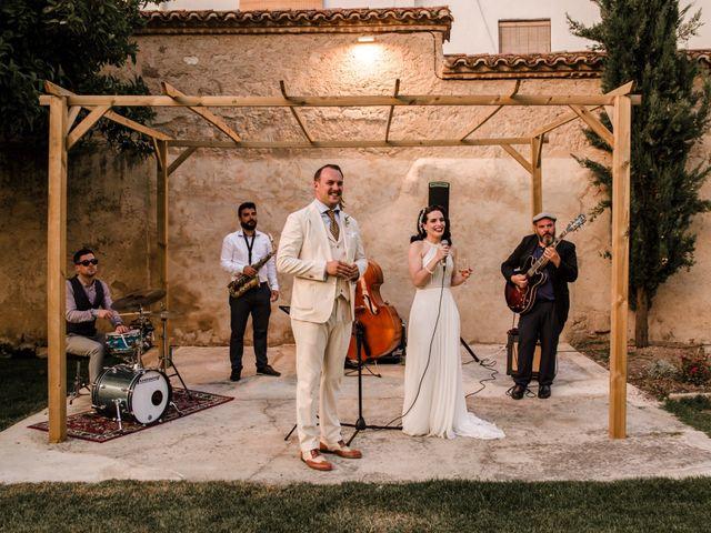 La boda de Rafa y Angela en Trujillo, Cáceres 37