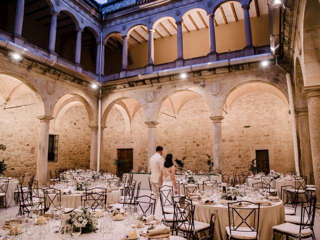 La boda de Rafa y Angela en Trujillo, Cáceres 39
