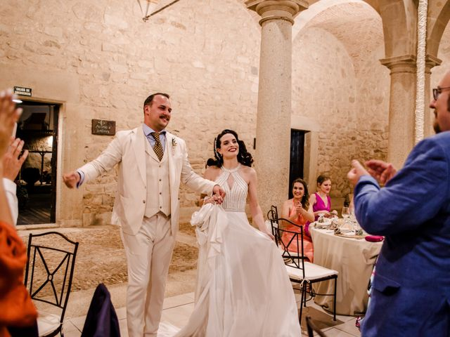 La boda de Rafa y Angela en Trujillo, Cáceres 40