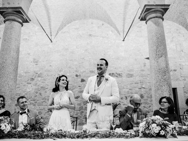 La boda de Rafa y Angela en Trujillo, Cáceres 41