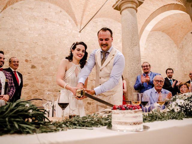 La boda de Rafa y Angela en Trujillo, Cáceres 43