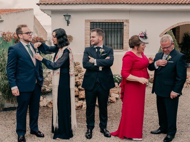 La boda de Dani y Nuria en Ciudad Real, Ciudad Real 18