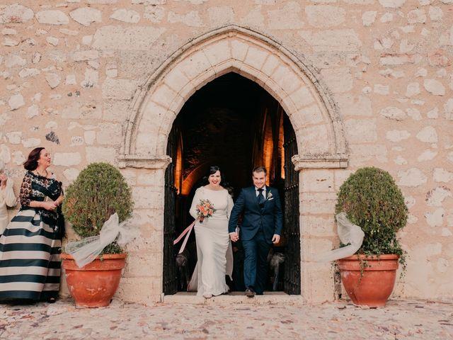 La boda de Dani y Nuria en Ciudad Real, Ciudad Real 77