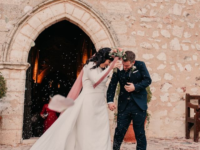 La boda de Dani y Nuria en Ciudad Real, Ciudad Real 80