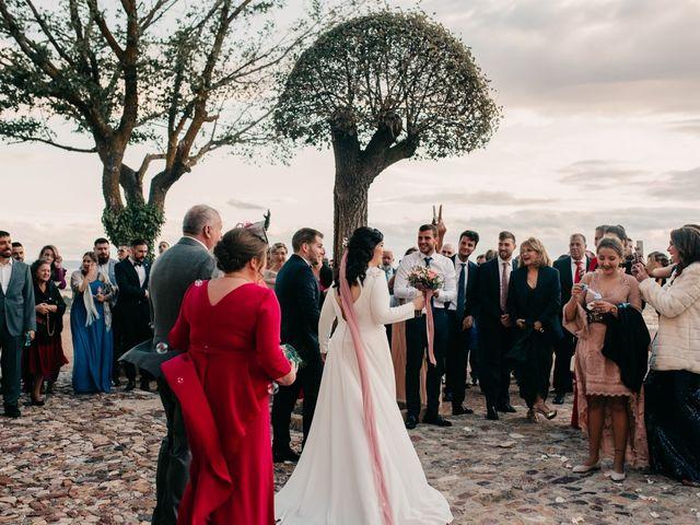 La boda de Dani y Nuria en Ciudad Real, Ciudad Real 81