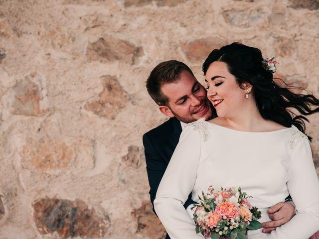 La boda de Dani y Nuria en Ciudad Real, Ciudad Real 1