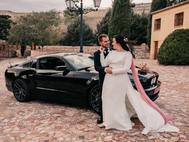 La boda de Dani y Nuria en Ciudad Real, Ciudad Real 88