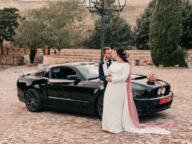 La boda de Dani y Nuria en Ciudad Real, Ciudad Real 90