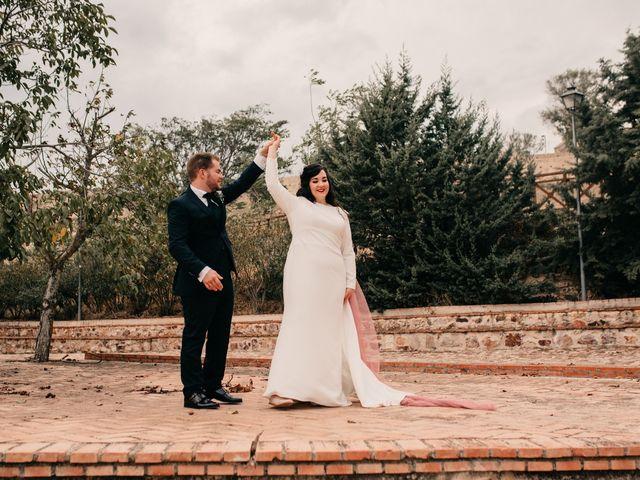 La boda de Dani y Nuria en Ciudad Real, Ciudad Real 91