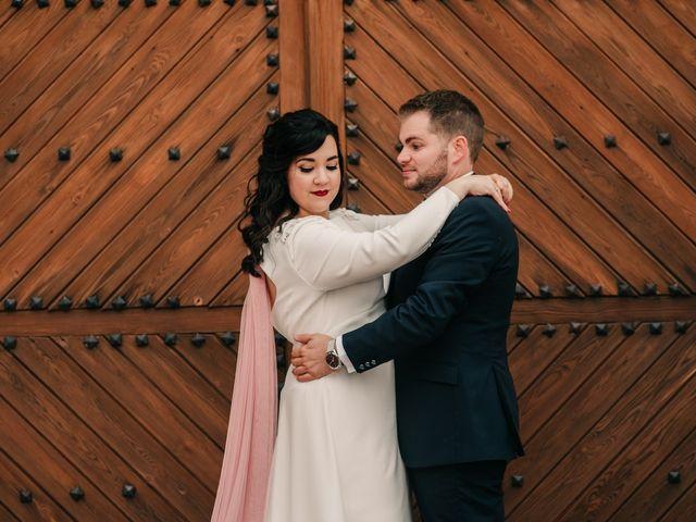 La boda de Dani y Nuria en Ciudad Real, Ciudad Real 92