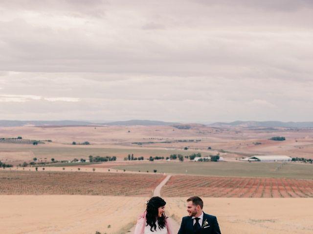 La boda de Dani y Nuria en Ciudad Real, Ciudad Real 100
