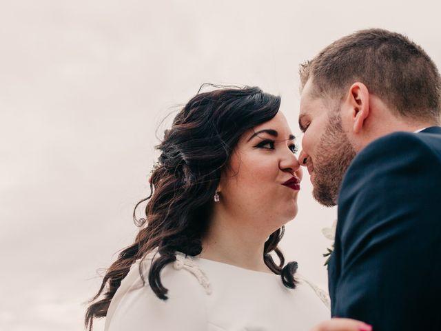 La boda de Dani y Nuria en Ciudad Real, Ciudad Real 102