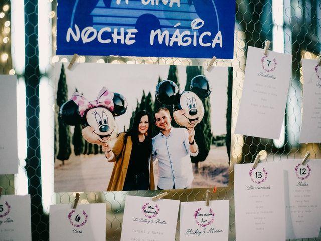 La boda de Dani y Nuria en Ciudad Real, Ciudad Real 117
