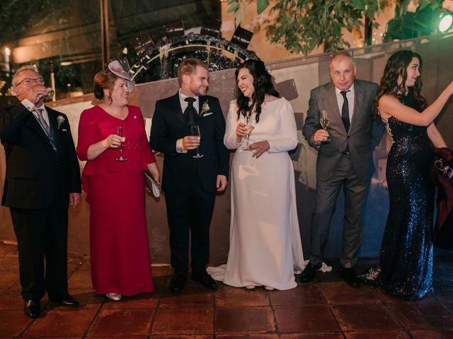 La boda de Dani y Nuria en Ciudad Real, Ciudad Real 118