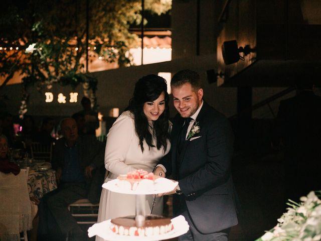 La boda de Dani y Nuria en Ciudad Real, Ciudad Real 133