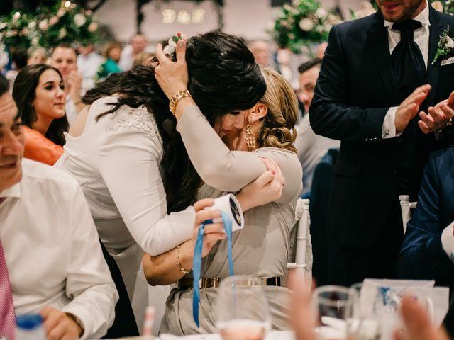 La boda de Dani y Nuria en Ciudad Real, Ciudad Real 135