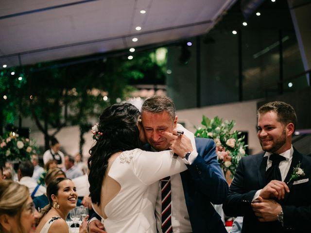 La boda de Dani y Nuria en Ciudad Real, Ciudad Real 136