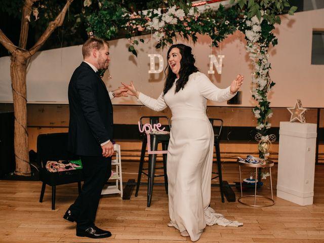 La boda de Dani y Nuria en Ciudad Real, Ciudad Real 142