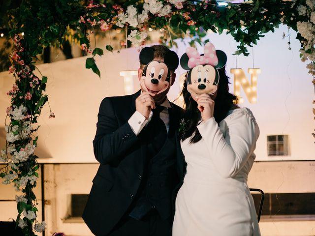 La boda de Dani y Nuria en Ciudad Real, Ciudad Real 149