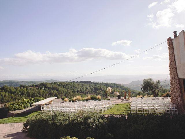 La boda de Jaume y Clara en Igualada, Barcelona 1