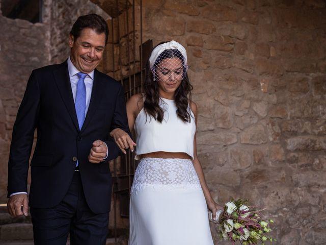 La boda de Jaume y Clara en Igualada, Barcelona 12