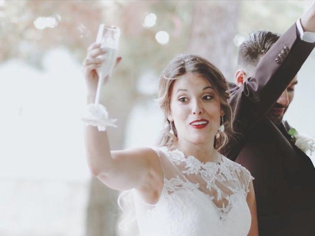 La boda de Sergio y Carla en Salamanca, Salamanca 18