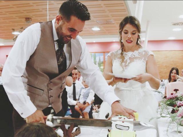 La boda de Sergio y Carla en Salamanca, Salamanca 21