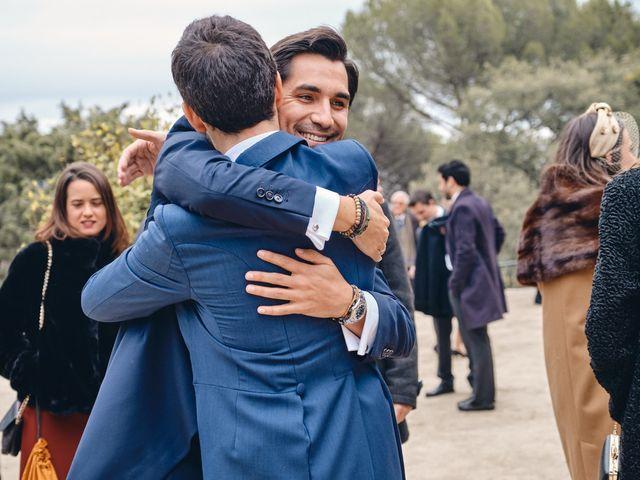 La boda de Victor y María en Torrelodones, Madrid 10