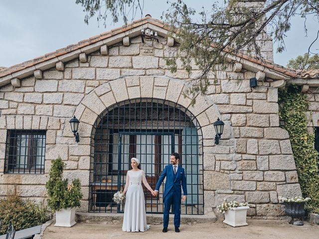 La boda de Victor y María en Torrelodones, Madrid 11